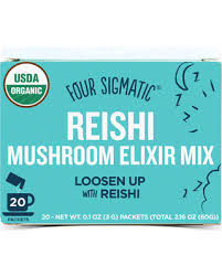 four sigmatic reishi packets