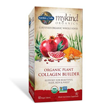 mykind organics vegan collagen builder box
