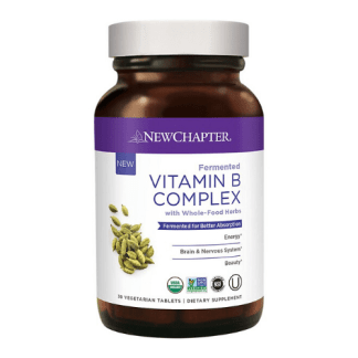 new chapter vegan vitamin b-complex bottle