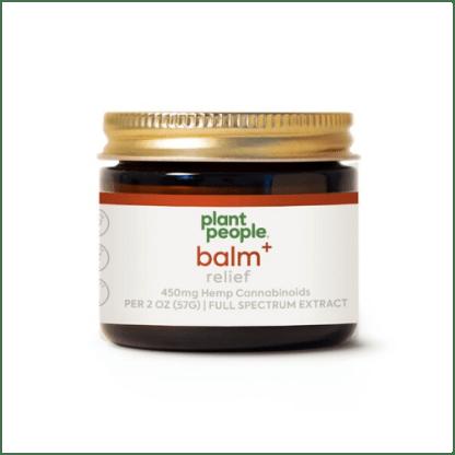 plant people cbd balm jar