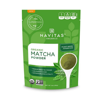 Navitas Organic Matcha Green Tea Powder