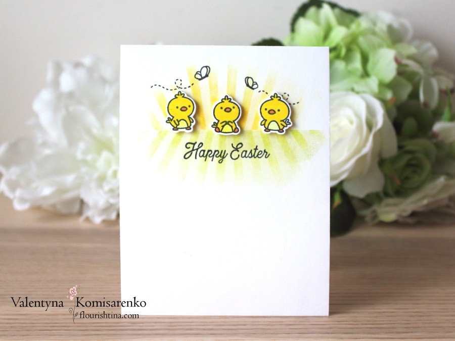 CAS Easter Card