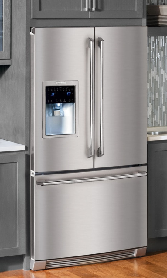 {sponsored} Electrolux French Door Refrigerators With
