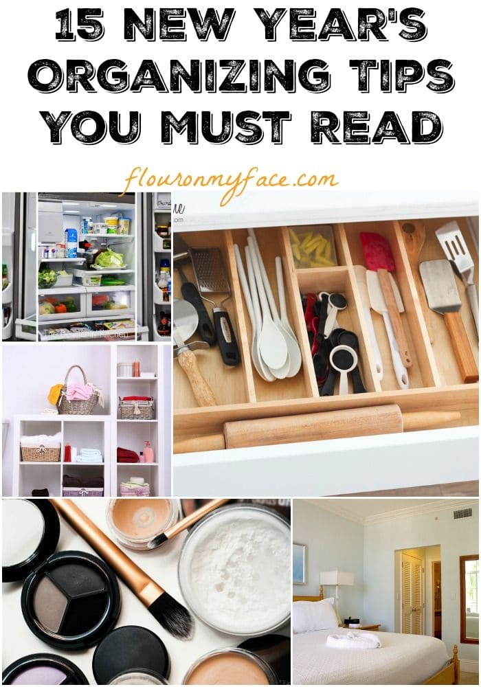 15 New Year's Organizing Tips You Must Read Via