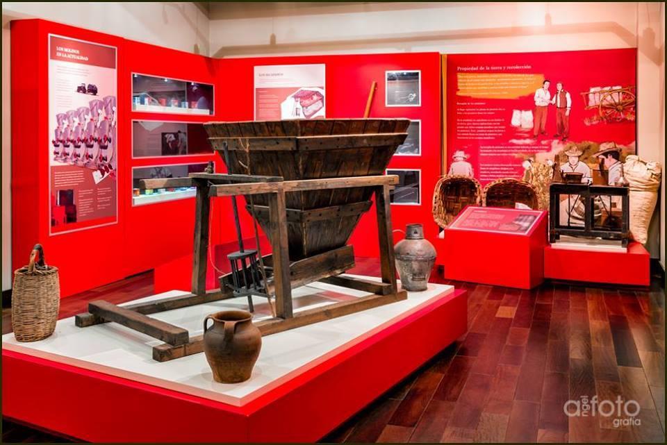 Museo del Pimentón de Jaraíz de la Vera - Foto de Ángel Romero