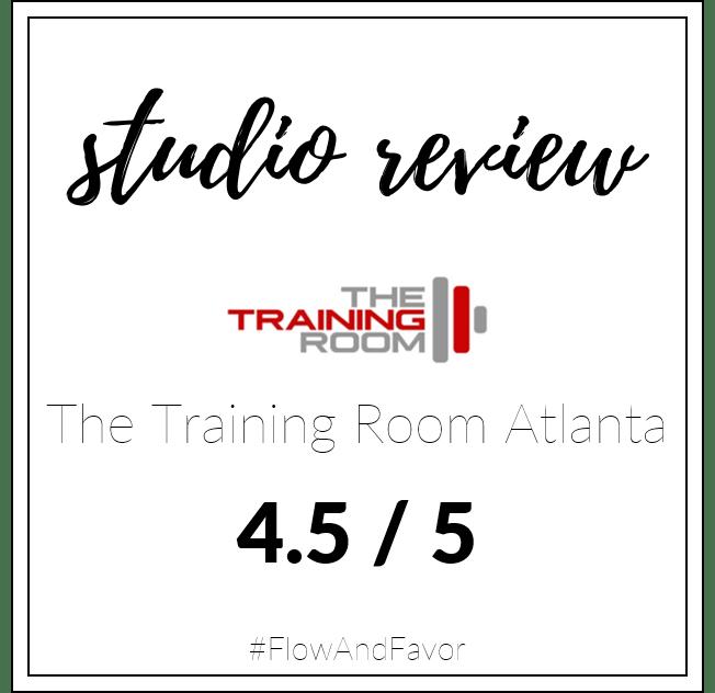 Studio Review: The Training Room Atlanta