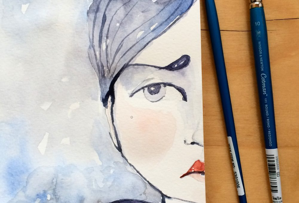 watercolor-portrait