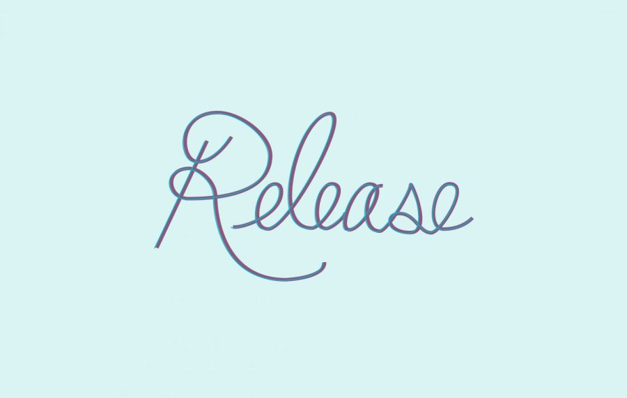 Release Lettering by Luisa
