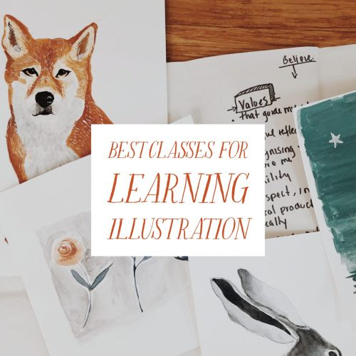 Best Ilustration classes