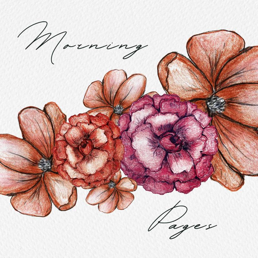 Morning Pages Illustration