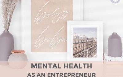 Mental Health as an Entrepreneur