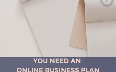 You Need an Online Business Plan