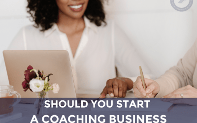 Should You Start a Coaching Business