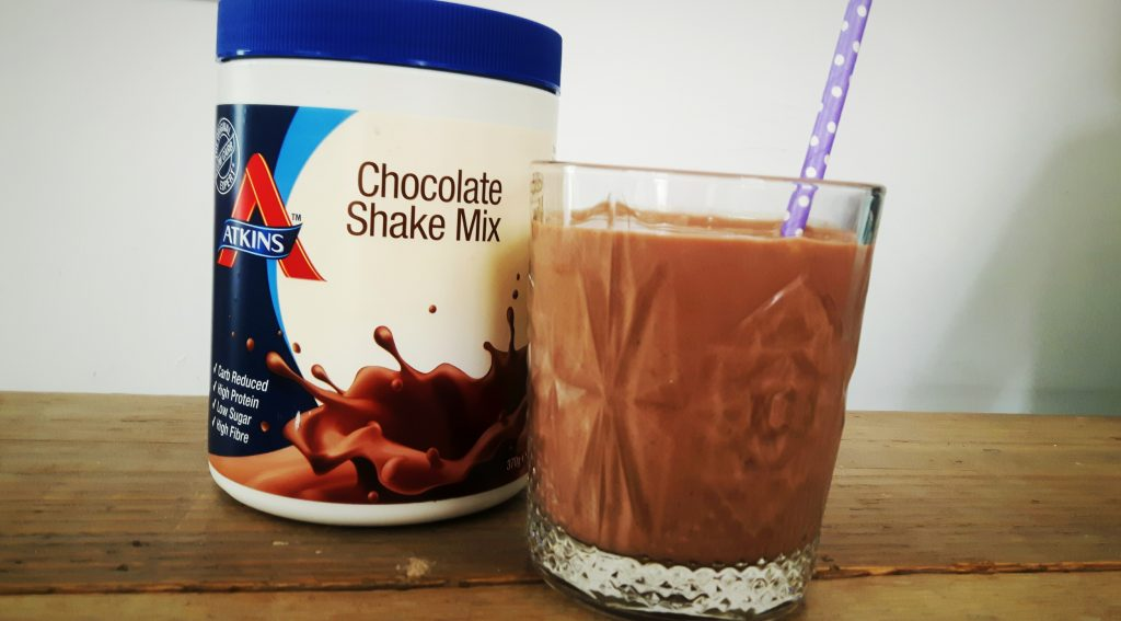 Atkins Chocolate Shake Mix