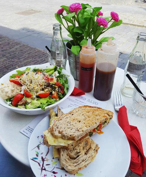 gezonde lunch bairro alto