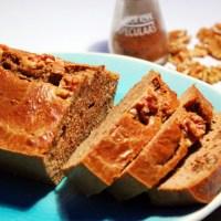 Koolhydraatarme kruidcake (peperkoek of ontbijtkoek)