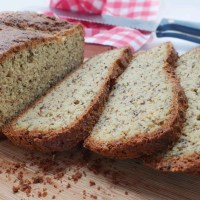 Koolhydraarm én glutenvrij brood uit de broodbakmachine!