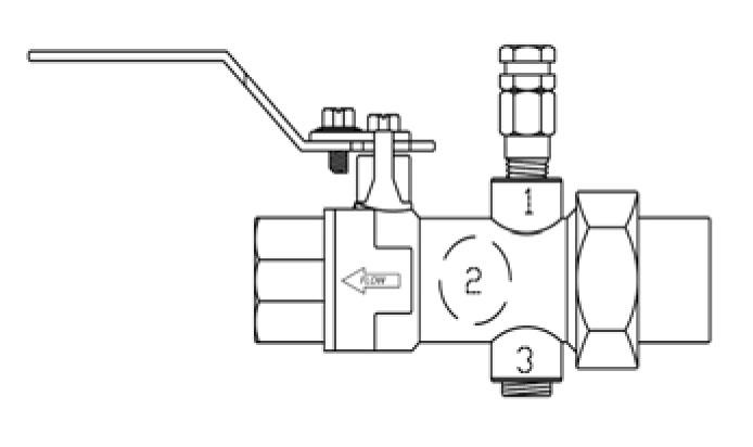 Item # MBV-SPEC-MV1-6-005, Venturi Type Manual Balancing