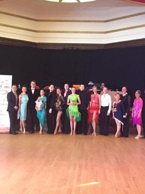 Pro-Am Competition - London Gala Ball