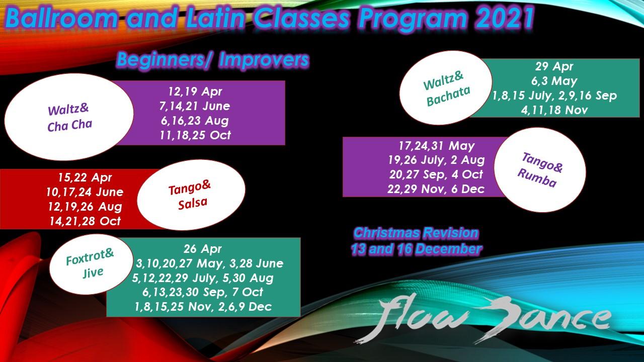 beginners-improvers 2021