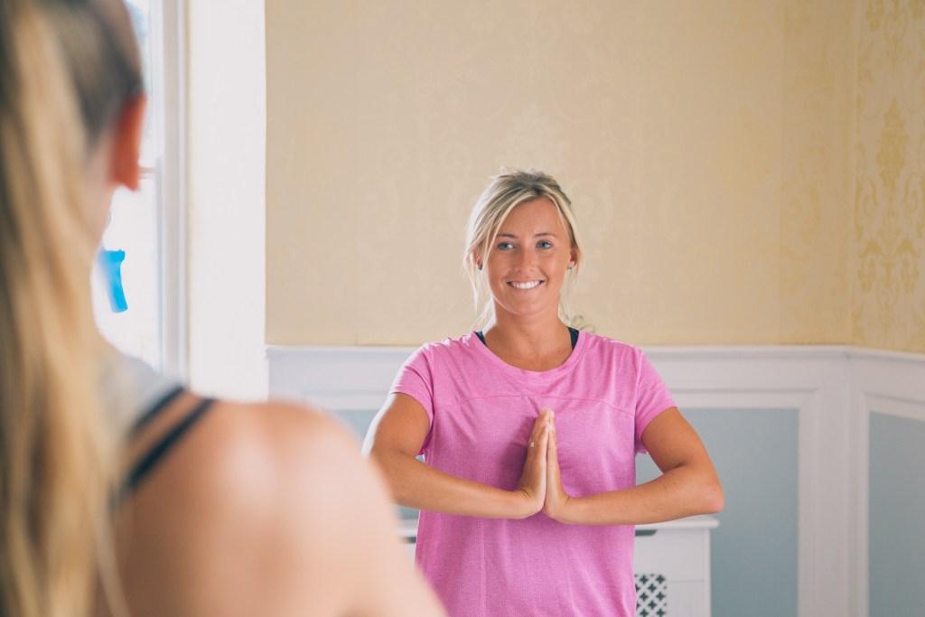Single Yoga Class in Truro