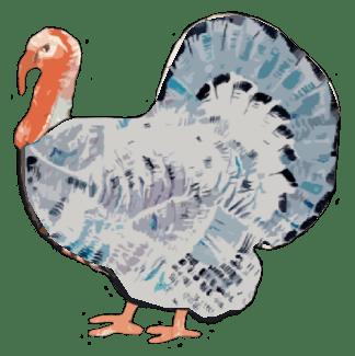 Whole Turkey (White)