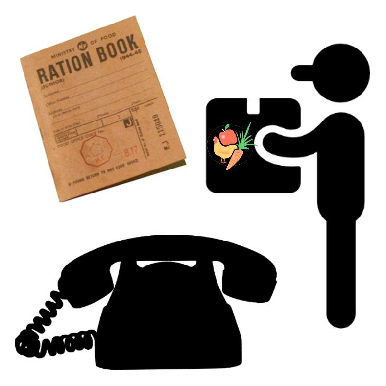 Seniors Ration Box