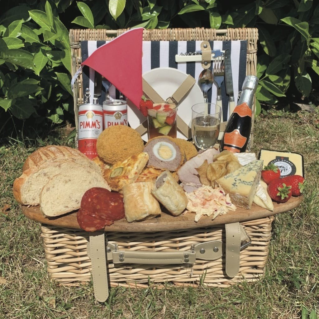 Picnic Hamper Box