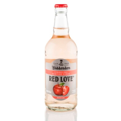 Biddenden Red Love Cider - Case of 12