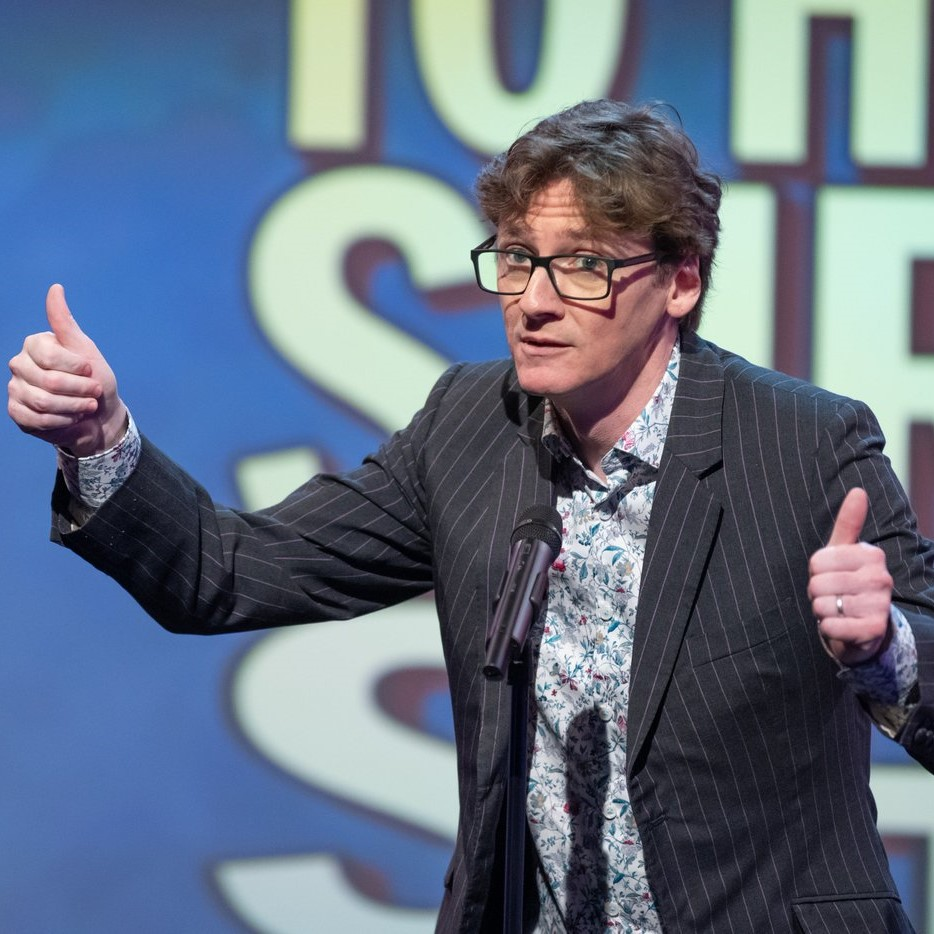 Ed Byrne & Friends - Saturday 26th June