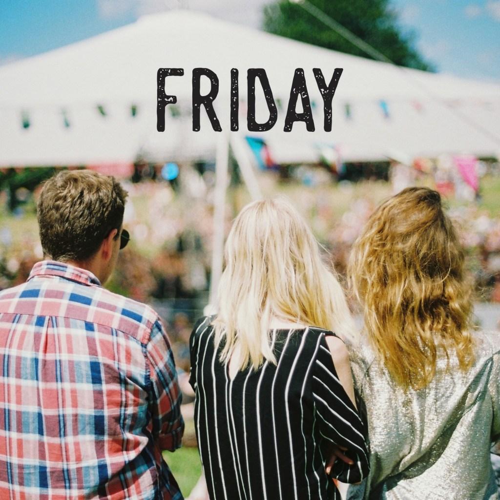 Pub Garden - Friday 16th April Noon till 11pm