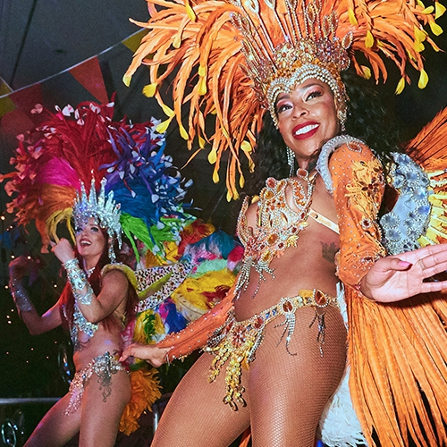 London Street Band - Carnival Show - Saturday Evening 24th July