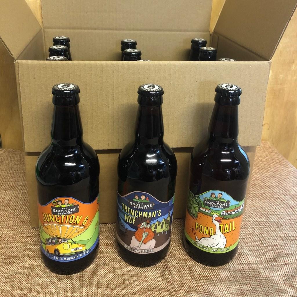 Godstone Brewers Pale Case
