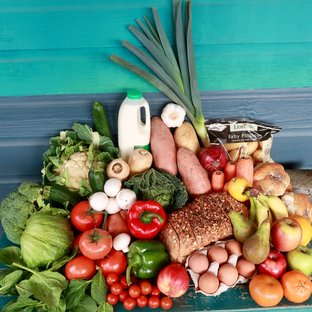 Farm Food Box