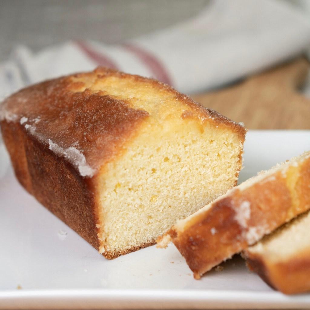 Handmade Lemon Drizzle Cake