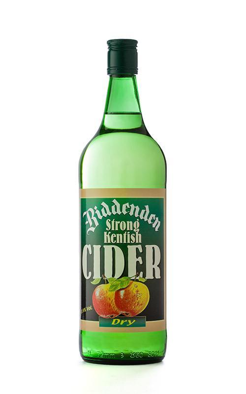 Biddendens Strong Kentish Cider (Dry)
