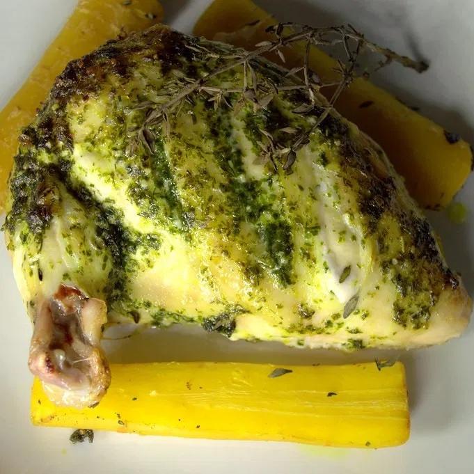Garlic Chicken Supreme Fillets (2)