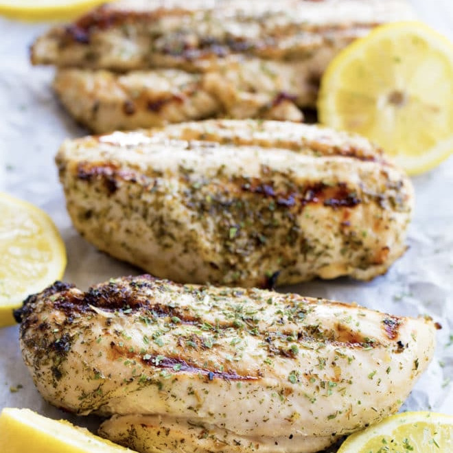 Greek Passion Chicken Supreme Fillets (2)