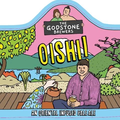 Oishi - 4.2% 500ml Bottle