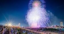 edogawa hanabi4 - 今年の江戸川区花火大会は、8月5日開催。