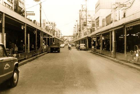 s43flowerroad 3 - 商店街の歴史