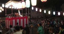 170907i - 下小岩沖天祖神社納涼盆踊り大会