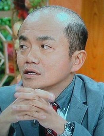 水道橋博士の薄毛画像