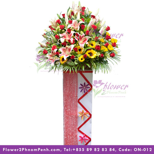1d5024eecd5 Online flower shop in Phnom Penh, Cambodia - Delivery in Phnom Penh