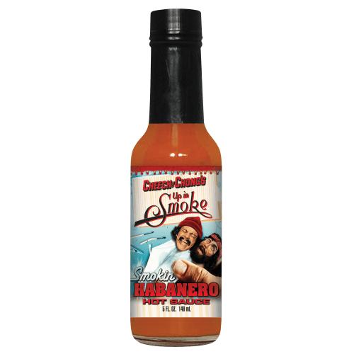 Up In Smoke Habanero Hot Sauce