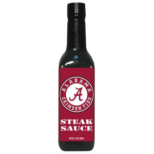 Alabama Crimson Tide Steak Sauce