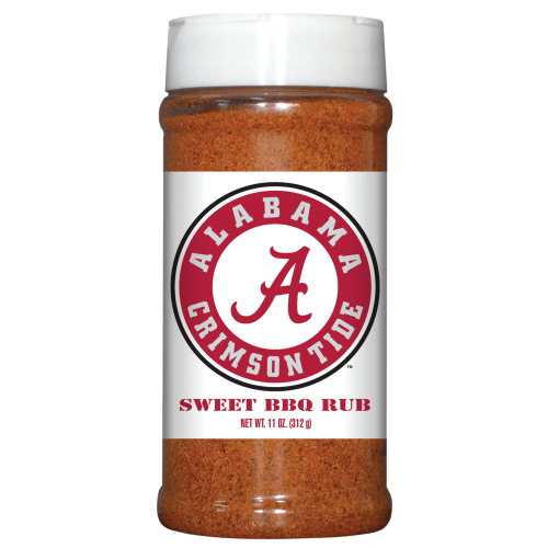 Alabama Crimson Tide Sweet BBQ Rub