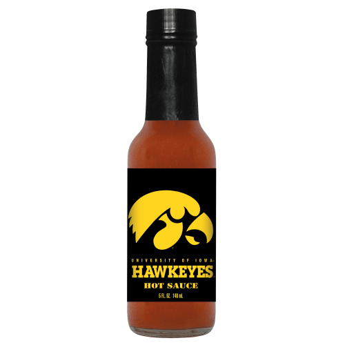 Iowa Hawkeyes Hot Sauce