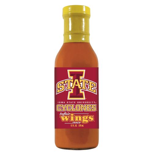 Iowa State Cyclones Buffalo Wings Sauce