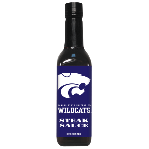 Kansas State Wildcats Steak Sauce